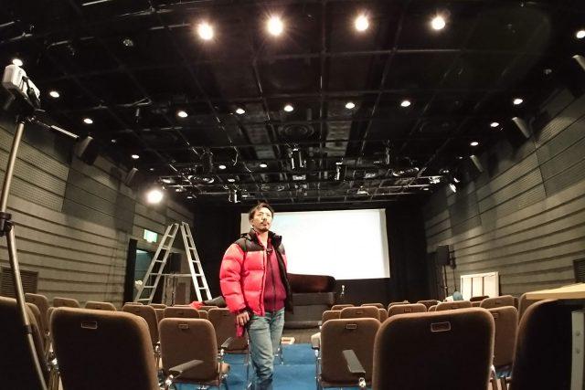 今回の舞台の会場神戸アートビレッジセンター