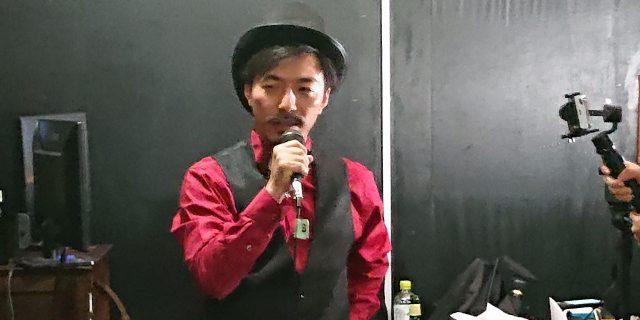 ライブアートオークションオンライン司会